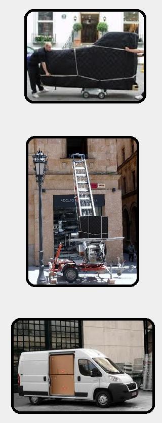 transporte vertical