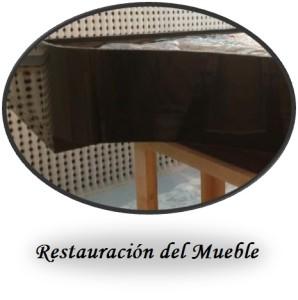 Restauracion del mueble boton